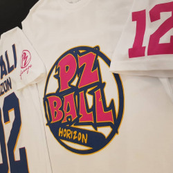 T-shirt PZ Ball Horizon 2